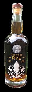 Redwood Rye Whiskey, Best of Humboldt