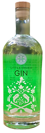 Little River Gin,Silver Medal