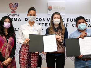 DIF impulsará Campaña de Prevención de Quemaduras traducida en lenguas maternas