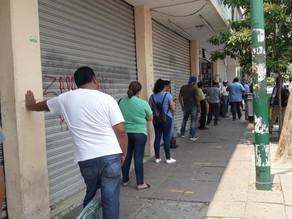 Condusef lanza recomendaciones para evitar filas en los bancos