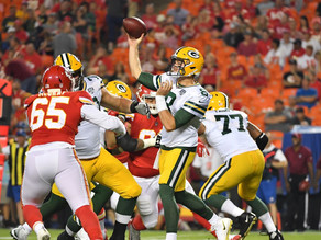 Chiefs y Packers son favoritos