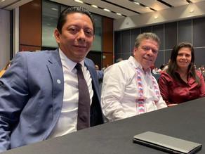 Participa Llaven Abarca en Foro Parlamentario de Morena
