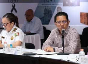 Estrategias de la Mesa Estatal garantizan seguridad y justicia en municipios