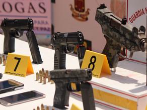 México rechazó equipo de EU contra el tráfico de armas