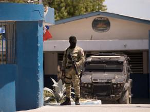EU entrenó a algunos de los colombianos detenidos por magnicidio en Haití