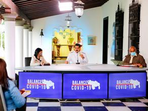Maduro ofrece intercambiar petróleo por vacunas anticovid para Venezuela