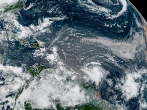 Jamaica y la República Dominicana, bajo alerta por la llegada de la tormenta Elsa
