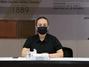 Refuerza SSyPC operativos disuasivos y apoyo a prevención del COVID-19 en Chiapas