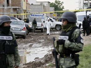 Suman 26 los muertos por masacre en centro de rehabilitación en Guanajuato