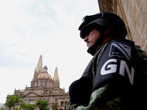 La percepción de inseguridad en México disminuye al 64,5 % en septiembre