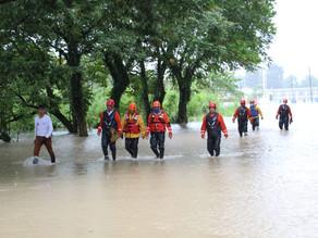 Junio, el mes más lluvioso durante este año
