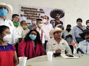 Organizaciones se unen para el recate del campo chiapaneco