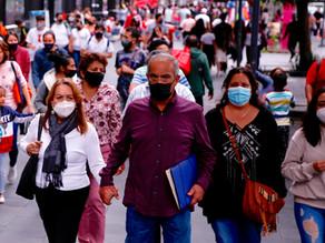 México reporta 546 nuevas muertes y otros 7.187 contagios por coronavirus