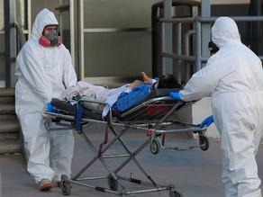 México registra 136 nuevas muertes y otros 1.263 contagios por el coronavirus