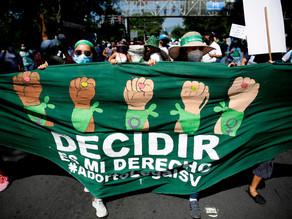 Las latinoamericanas claman por el fin de la criminalización del aborto