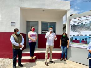 Serán beneficiadas 401 familias de Ocozocoautla con viviendas: Rutilio Escandón