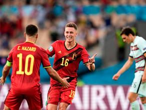 Bélgica elimina al vigente campeón