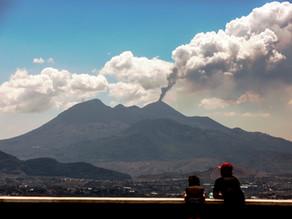 Volcán Pacaya de Guatemala aumenta su actividad eruptiva