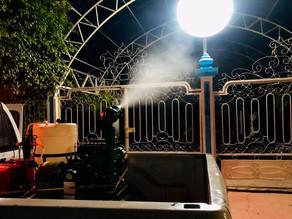 Arranca Operativo Focalizado contra el dengue en Tuxtla