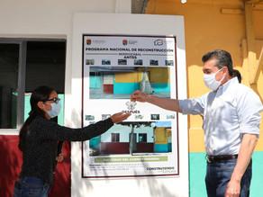En Berriozábal, benefician a 133 familias con viviendas del Programa Nacional de Reconstrucción