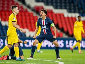 PSG remonta y avanza a cuartos de final en Champions League