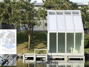 Estas ventanas rellenas de agua ahorran hasta un 70% de calefacción y aire acondicionado