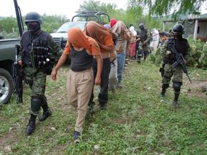 Los secuestros caen en México un 5,7 % en agosto