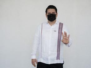 Castigo para quienes se enriquecieron con el erario: Carlos Molina