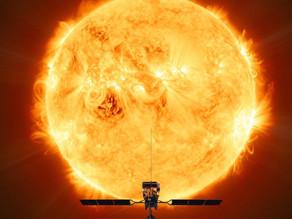 Miden por primera vez el campo magnético de la corona solar