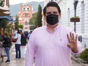 Mantiene Morena un arduo trabajo con la militancia, afirma Carlos Molina