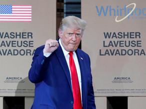 Trump prohíbe cualquier negocio con TikTok a partir de 45 día