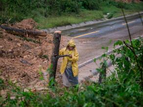 Crece la dimensión de la tragedia en Centroamérica por el paso de Eta