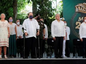 México y Guatemala se unen en las disculpas al pueblo maya