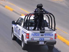 Unos 464 policías han sido asesinados en México en 10 meses de 2020