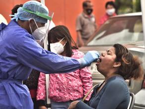 México suma 16.468 nuevos contagios en las últimas 24 horas