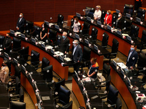 Senado suprime el fuero para que presidentes puedan ser juzgados