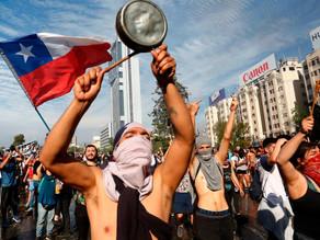 Tipifican como delito alteración de paz pública en Chile