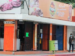 Por pandemia, casi 3 mil negociosde alimentos cerraron sus puertas