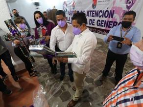 Estado y Municipios unen esfuerzos para erradicar la violencia de género