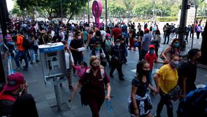 México reporta 141 nuevas muertes y otros 2.007 casos de covid-19