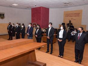 Nombra Poder Judicial a servidoras y servidores públicos que conformarán juzgados en materia laboral