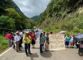 Cumple Chiapas su sexta semana con bloqueos carreteros