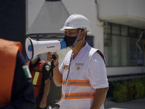 Chiapas continúa ocupando los primeros lugares en sismicidad