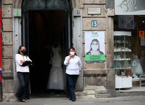 México acumula 76.430 muertos y 730.317 casos de COVID-19