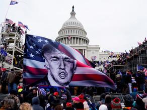 El mundo clama por la democracia en EU tras el asalto al Congreso