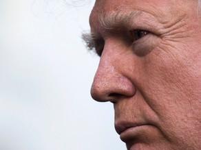 Trump dice que con Biden la frontera con México está fuera de control