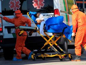 México supera las 104.000 muertes y roza 1.080.000 casos de covid-19