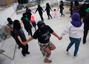La ocupación feminista de la CNDH de México cumple 14 días con fisuras