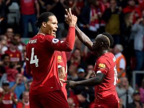 Liverpool festeja título