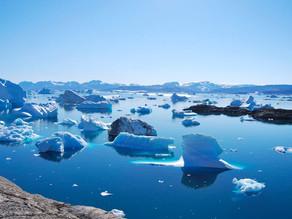 Glaciares de Groenlandia perdieron 530 mil millones de toneladas de hielo en 2019